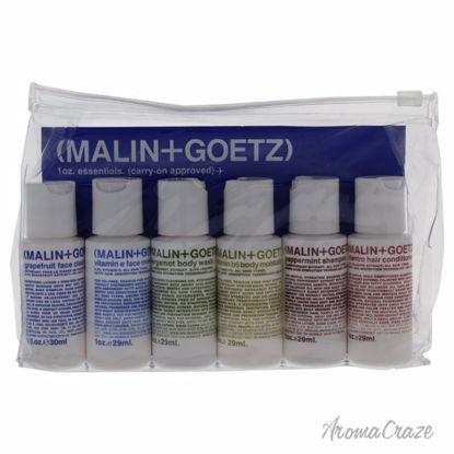 Malin + Goetz Essential Starter Kit Grapefruit Face Cleanser