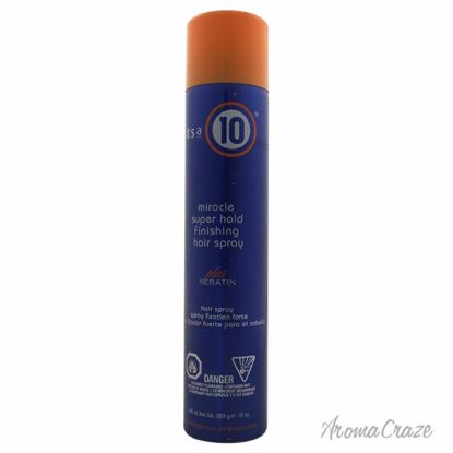 It's A 10 Miracle Super Hold Finishing Hair Spray Plus Kerat