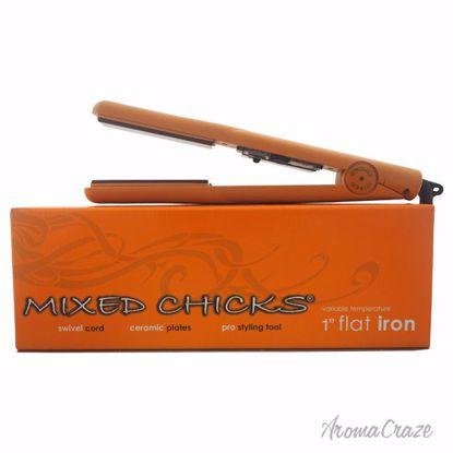 Mixed Chicks Pro Styling Tool Flat Iron Orange Flat Iron Uni