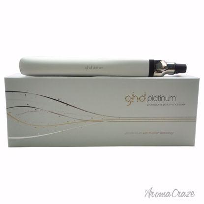 GHD Platinum Professional Performance Styler Flat Iron White