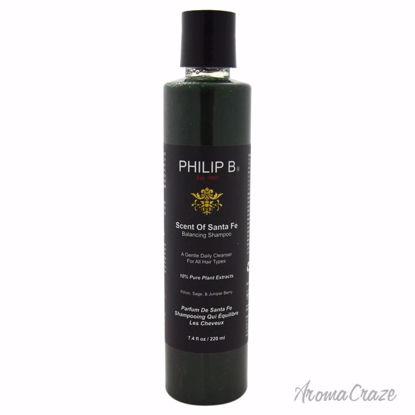 PhiLip B Scent of Santa Fe Balancing Shampoo Unisex 7.4 oz