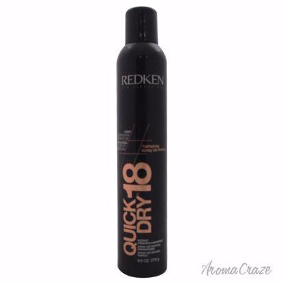 Redken Quick Dry 18 Instant Finishing Hair Spray Unisex 9.8