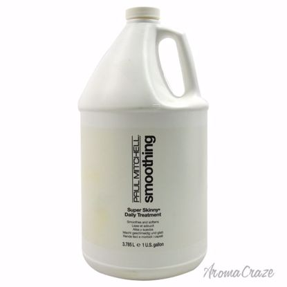 Paul Mitchell Super Skinny Daily Treatment Unisex 1 Gallon - Hair Treatment Products | Best Hair Styling Product | Hair Oil Treatment | Damage Hair Treatment | Hair Care Products | Hair Spray | Hair Volumizing Product | AromaCraze.com