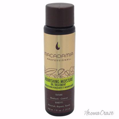 Macadamia Nourishing Moisture Oil Treatment Unisex 1 oz