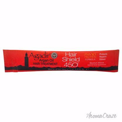 Agadir Argan Oil Hair Shield 450 Hair Oil Treatment Unisex 0.25 oz - Hair Treatment Products | Best Hair Styling Product | Hair Oil Treatment | Damage Hair Treatment | Hair Care Products | Hair Spray | Hair Volumizing Product | AromaCraze.com