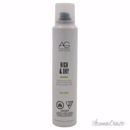 AG Hair Cosmetics High & Dry Matte Volume And Finish Hair Sp