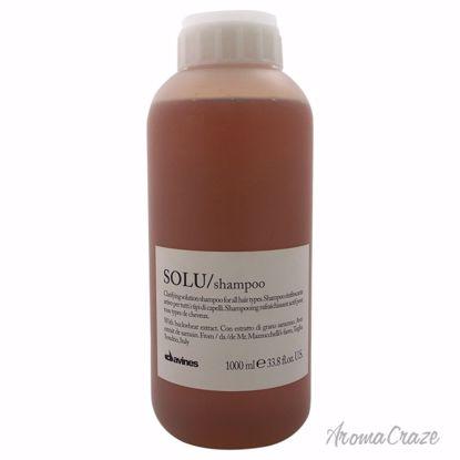 Davines Solu Clarifying Solution Shampoo Unisex 33.8 oz