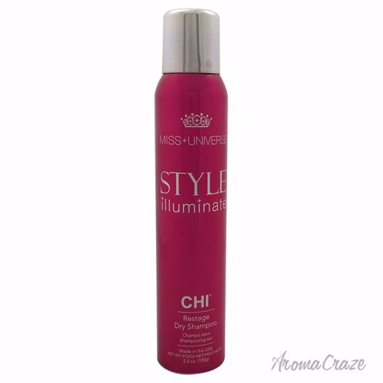 CHI Miss Universe Restage Dry Shampoo Hair Spray Unisex 5.3