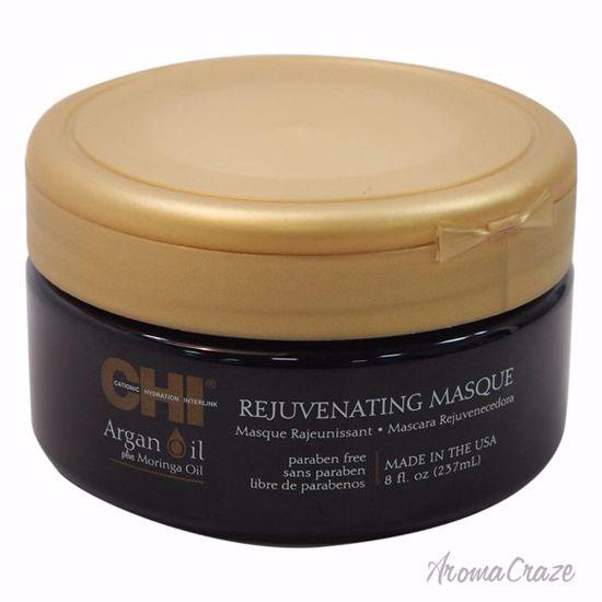 CHI Argan Oil Plus Moringa Oil Rejuvenating Masque Unisex 8