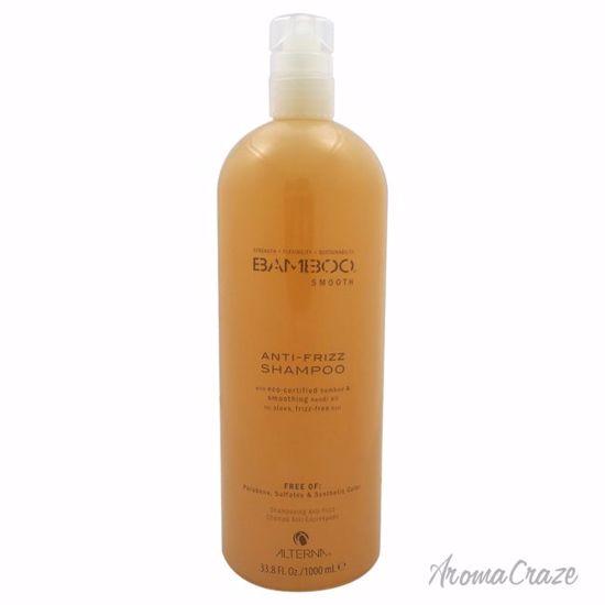 Alterna Bamboo Smooth Anti-Frizz Shampoo Unisex 33.8 oz
