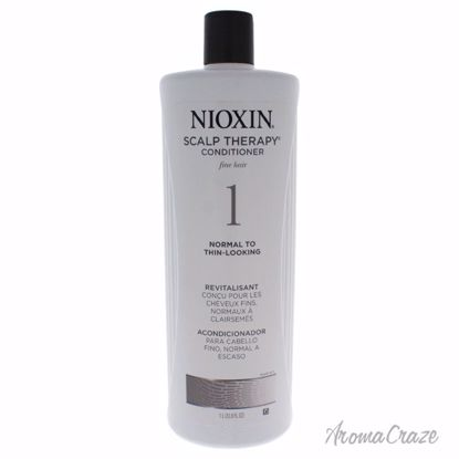 Nioxin System 1 Scalp Therapy For Fine Natural Normal Thin L