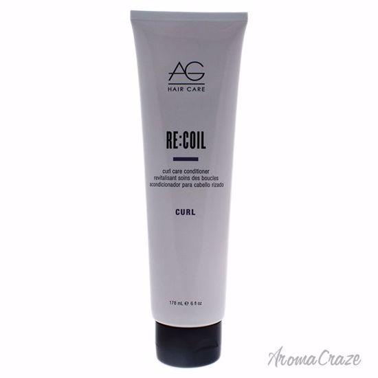 AG Hair Cosmetics RecOil Curl Care Unisex 6 oz