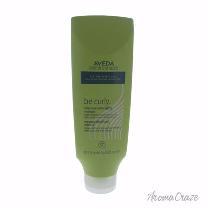 Aveda Be Curly Intensive Detangling Masque Unisex 16.9 oz - Hair Styling Products | Hair Styling Cream | Hair Spray | Hair Styling Products For Men | Hair Styling Products For Women | Hair Care Products | AromaCraze.com