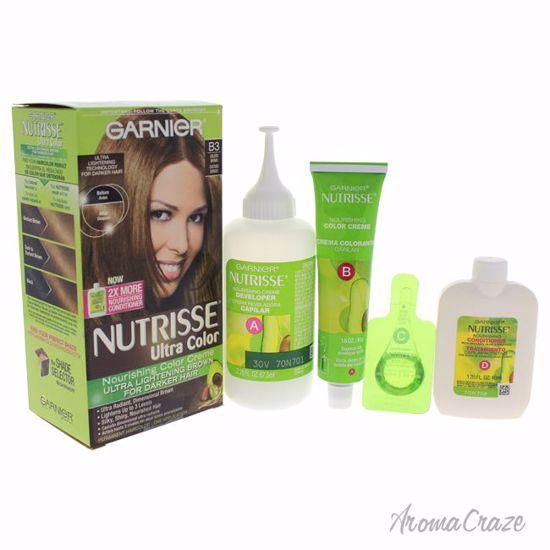 Garnier Nutrisse Ultra Color # B3 Golden Brown Hair color Un