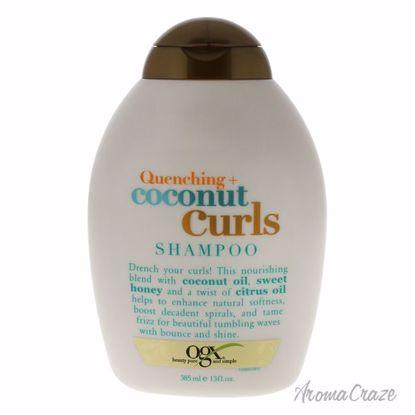Organix OGX Quenching + Coconut Curls Shampoo Unisex 13 oz