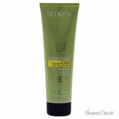 Redken Curvaceous Spiral Look High-Hold Gel Unisex 8.5 oz