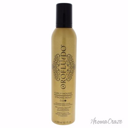 Orofluido Curly Mousse Strong Hold Mousse Unisex 10.1 oz