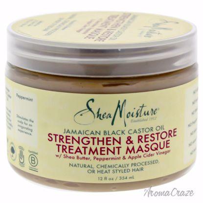 Shea Moisture Jamaican Black Castor Oil Strengthen-Grow & Re