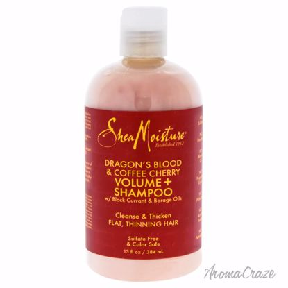 Shea Moisture Dragon's Blood & Coffee Cherry Volume Shampoo