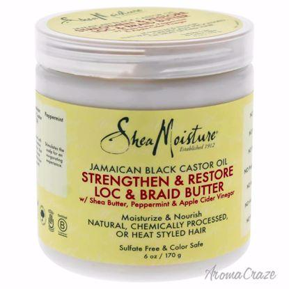 Shea Moisture Jamaican Black Castor Oil Strengthen & Grow Lo