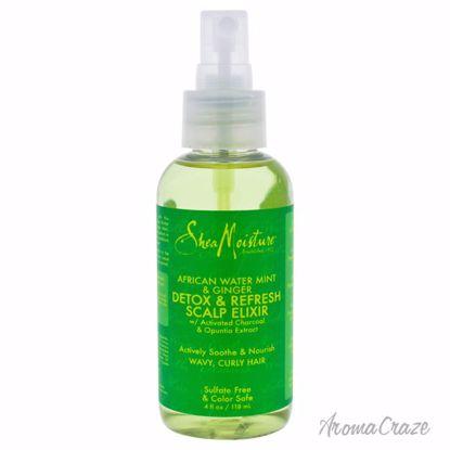 Shea Moisture African Water Mint & Ginger Detox & Refresh Sc