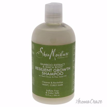 Shea Moisture Bamboo Extract & Maca Root Resilient Growth Sh