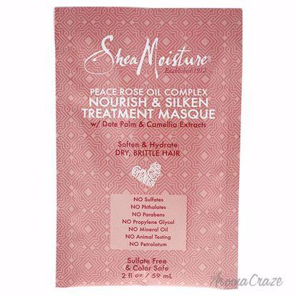 Shea Moisture Peace Rose Oil Complex Nourish & Silken Treatm