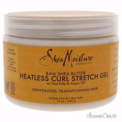 Shea Moisture Raw Shea Butter Heatless Curl Stretch Gel Unis