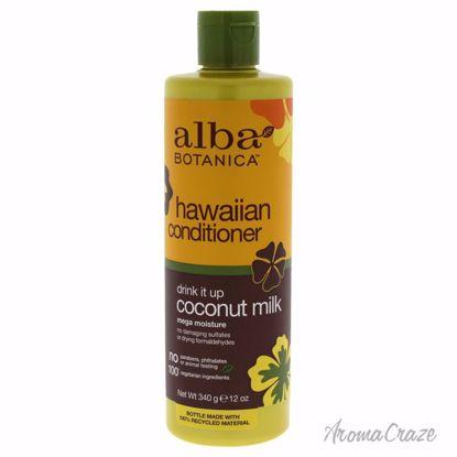 Alba Botanica Hawaiian Coconut Milk Unisex 12 oz