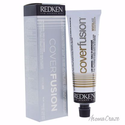 Redken Cover Fusion Low Ammonia # 7NGb Natural Gold Beige Ha