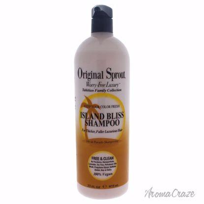 Original Sprout Island Bliss Shampoo Unisex 33 oz