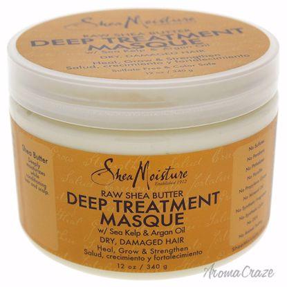 Shea Moisture Raw Shea Butter Deep Treatment Masque Unisex 1