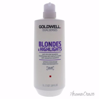 Goldwell Dualsenses Blondes and Highlights Anti-Yellow Shamp