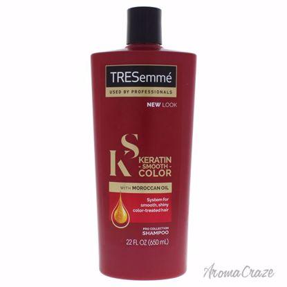 Tresemme Keratin Smooth Color Shampoo Unisex 22 oz