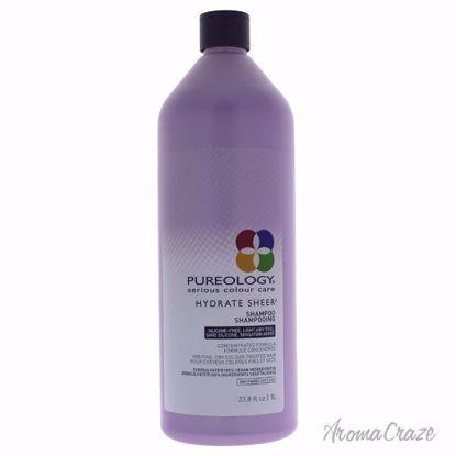 Pureology Hydrate Sheer Shampoo Unisex 33.8 oz
