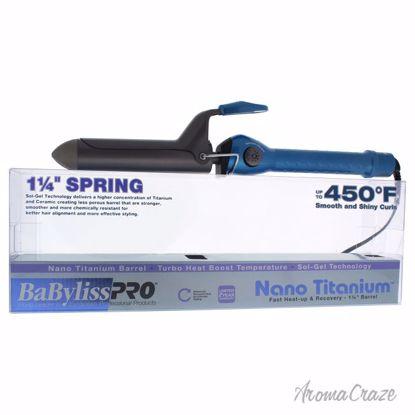 BaBylissPRO Nano Titanium Spring Curling Iron Model # BABNT1