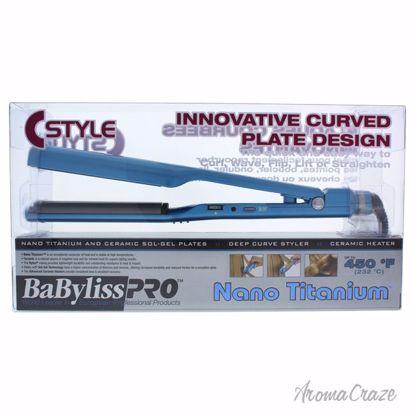 BaBylissPRO Nano Titanium Deep Curve Styler Flat Iron Model