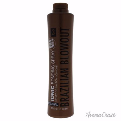 Brazilian Blowout Ionic Bonding Spray Treatment Unisex 12 oz