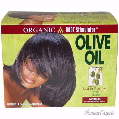 Organix Root Stimulator Anti-Frizz Olive Oil Glossing Polish
