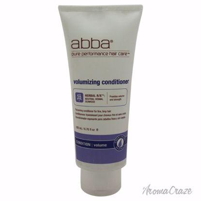ABBA Pure Volumizing Unisex 6.76 oz