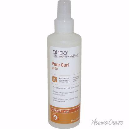 ABBA Pure Curl Prep Hair Spray Unisex 8.45 oz