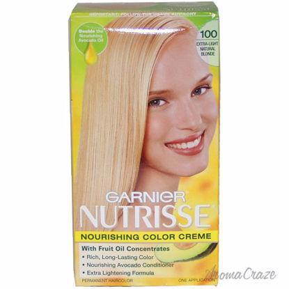 Garnier Nutrisse Nourishing Color Creme #100 Extra Light Nat