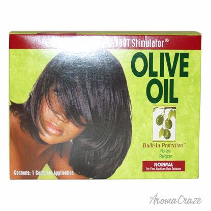 Organix Root Stimulator Olive Oil Relaxer 1.75oz Creamy Aloe