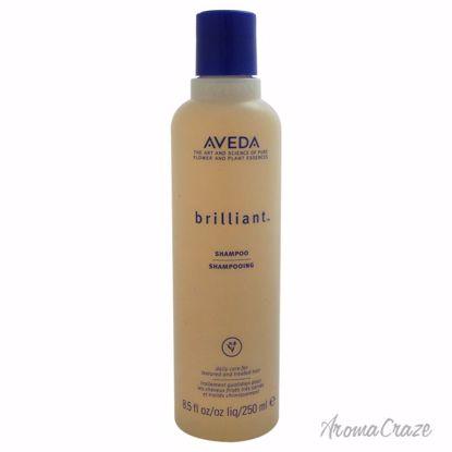 Aveda Brilliant Shampoo Unisex 8.5 oz - Hair Shampoo | Best Shampoo For Hair Growth | Shampoo and Conditioner For Damage Hair | Fizzy Hair Shampoo | Best Professional Shampoo | Top Brands Hair Care Products | AromaCraze.com