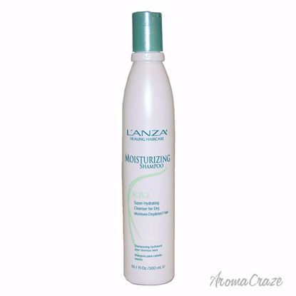 L'anza KB2 Super Hydrating Moisturising Shampoo Unisex 10.1