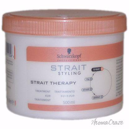 Schwarzkopf Strait Styling Therapy Treatment Unisex 16.9 oz