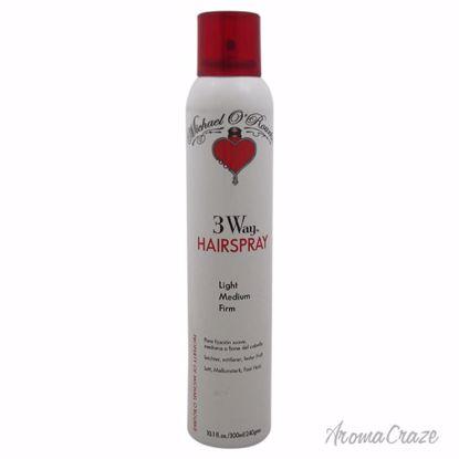 Michael O'Rourke 3 Way Hair Spray Unisex 10.1 oz