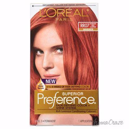 L'Oreal Paris Superior Preference Fade-Defying Color # RR07