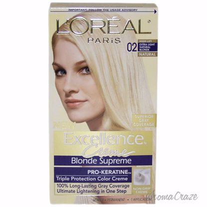 L'Oreal Paris Excellence Creme Blonde Supreme #02 High-Lift