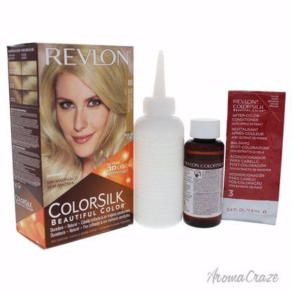 Revlon colorsilk Beautiful Color # 80 Light Ash Blonde Hair